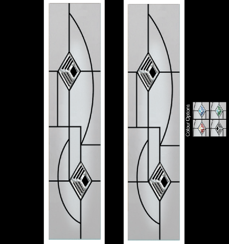 Door Glass Designs